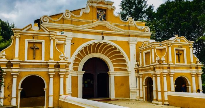 El Calvario Guatemala