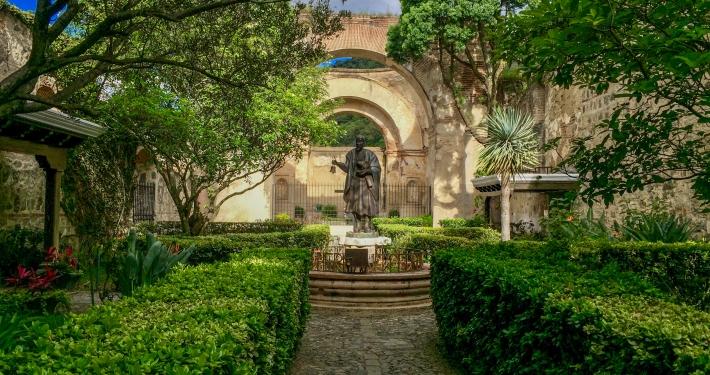 Iglesia San Francisco el Grande Guatemala