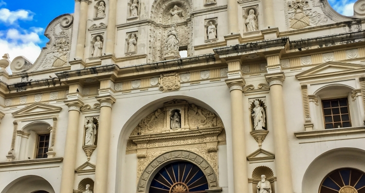 Plaza Mayor Kathedrale
