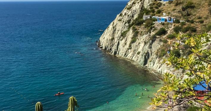 Rodadero Playa Blanca