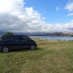Vanlife mit Toyota Lucida Estima Luxury