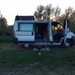 Vanlife im Peugeot Boxer