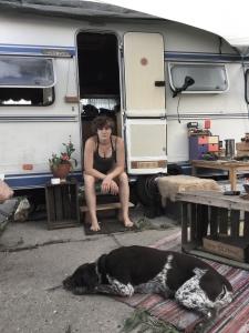 Vanlife Interview mit Kah: Leben im ausgebauten Peugeot Boxer vanlife