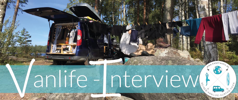 Vanlife Interview