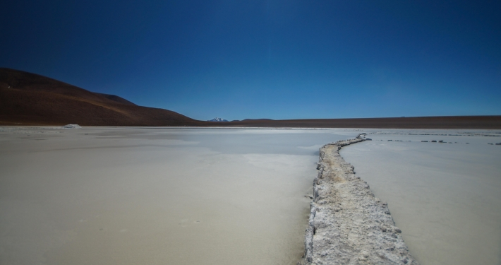 Uyuni-Tour Teil 2: bunte Lagunen im Südwesten von Bolivien Uyuni Tour