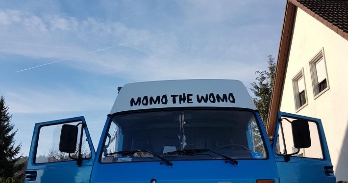 "Vanlife Interview mit Marco: Leben auf Rädern im VW LT45 ""Momo the Womo"" Vanlife"