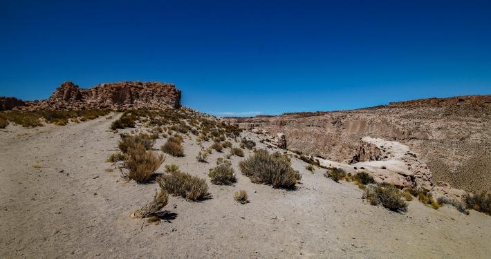 Uyuni-Tour Teil 3: magische Spiegelungen auf dem Weg zum Salzsee Uyuni