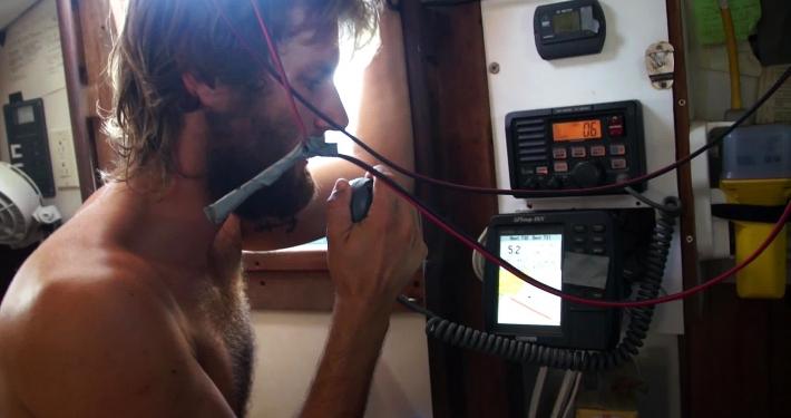 Im Interview: Die Sailing Conductors - zwei Tontechniker segeln um die Welt Sailing Conductors