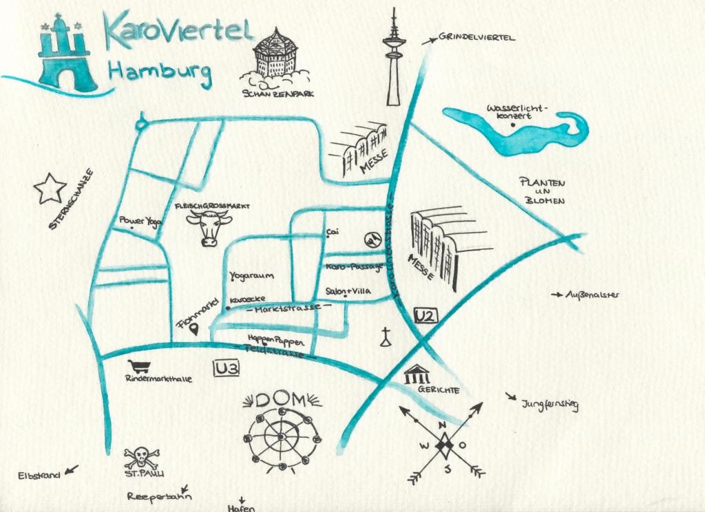 Karoviertel Hamburg