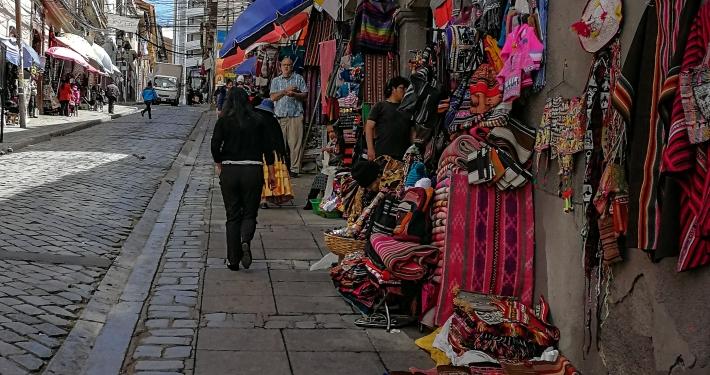 Hexenmarkt La Paz