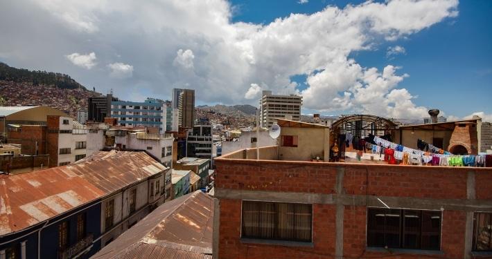 Unterkunft La Paz