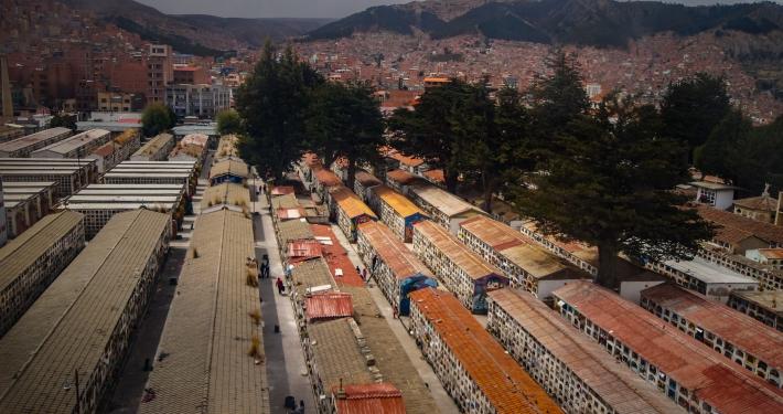 Friedhof La Paz