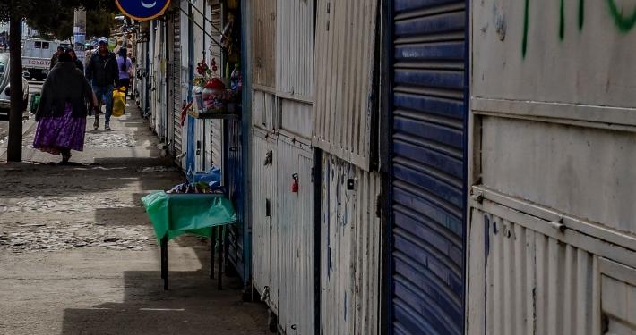 Hexenmarkt El Alto