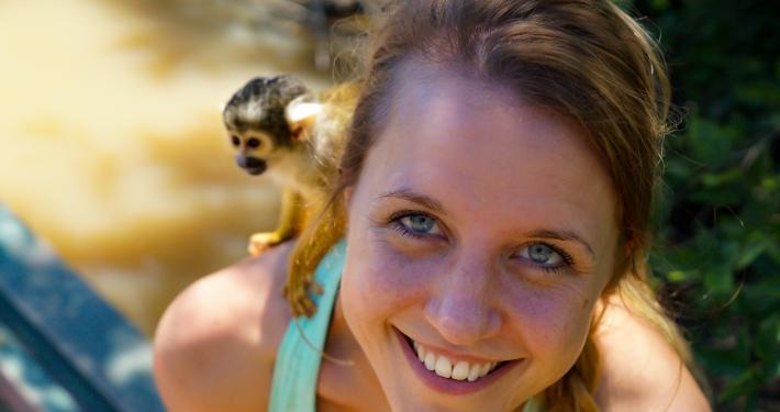 Tiere auf Reisen