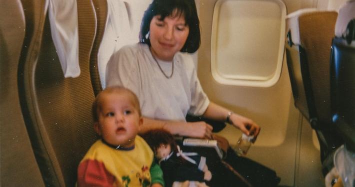 Reisen früher und heute mit 30: wie mich die Reisen als Kind geprägt haben Reisen früher und heute