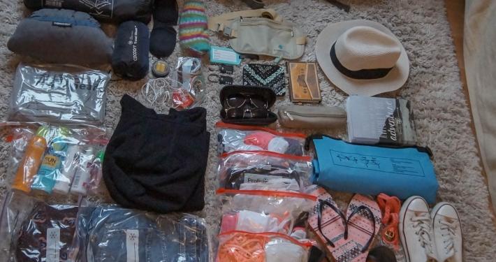 Packen für mein Leben in Thailand