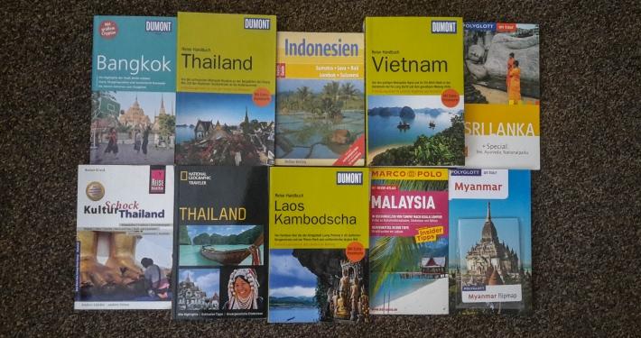 Reiseplanung - Leben in Thailand