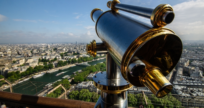 Highlights Paris Eiffelturm