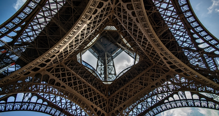 Highlights in Paris: Eiffelturm