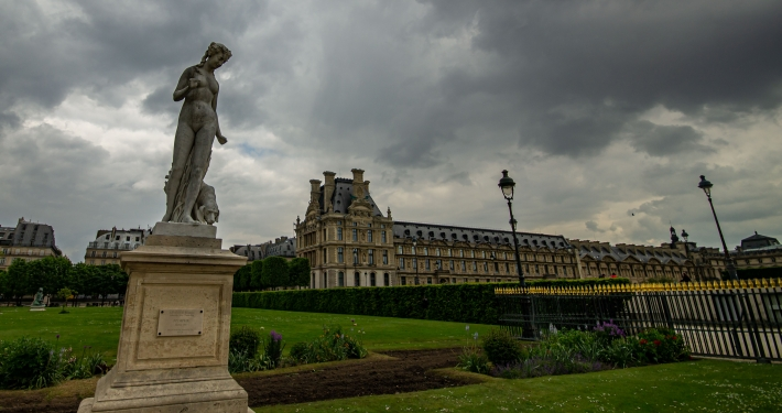 Highlights in Paris Jardin des Tuileries