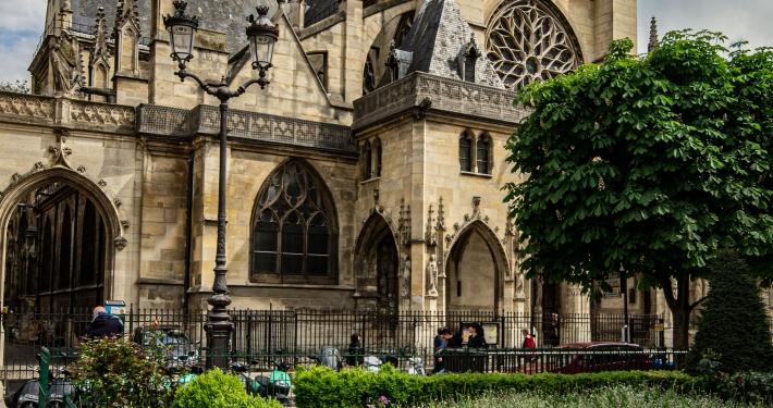 Kirchen in Paris