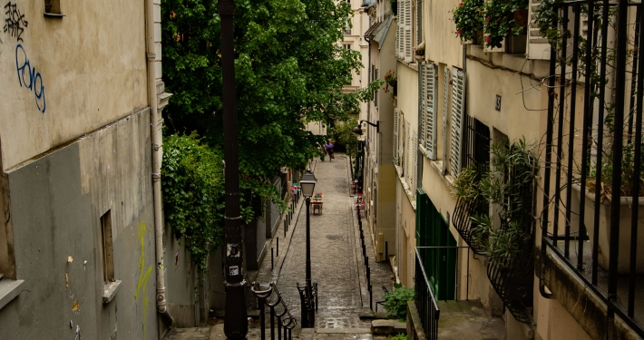 Highlights in Paris Montmartre
