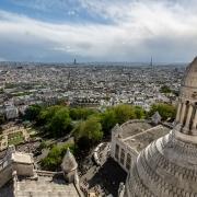 Highlights in Paris Sacre Coeur