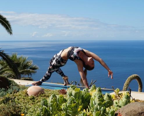 Herzöffner im Yoga Urlaub
