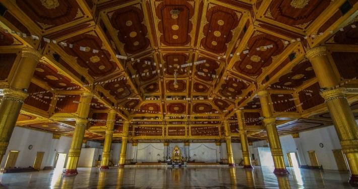 Mandalay Atumashi Kloster