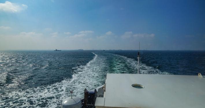 Dänemark Ostsee