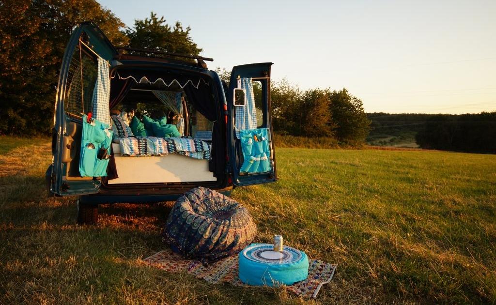 Vanausbau Campingzubehör
