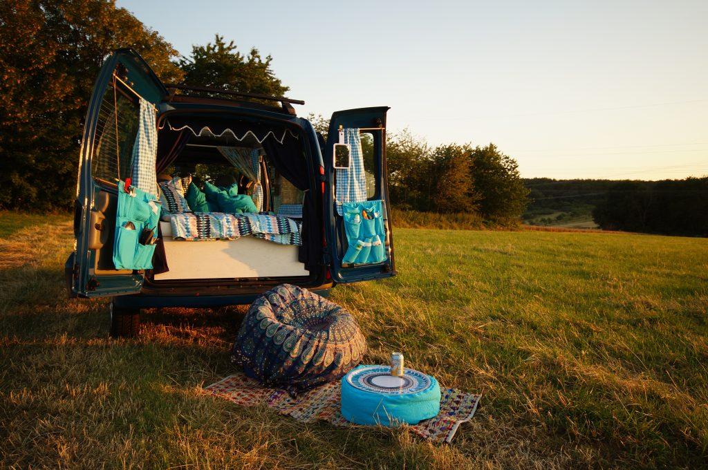 Vanausbau: 10 praktische Ideen für Ausstattung und Campingzubehör
