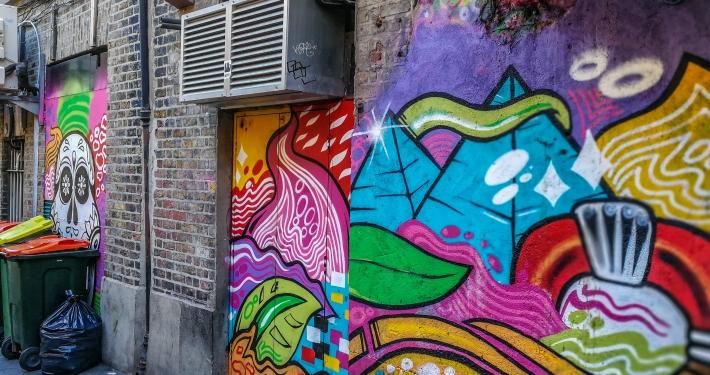 Streetart in Dublin