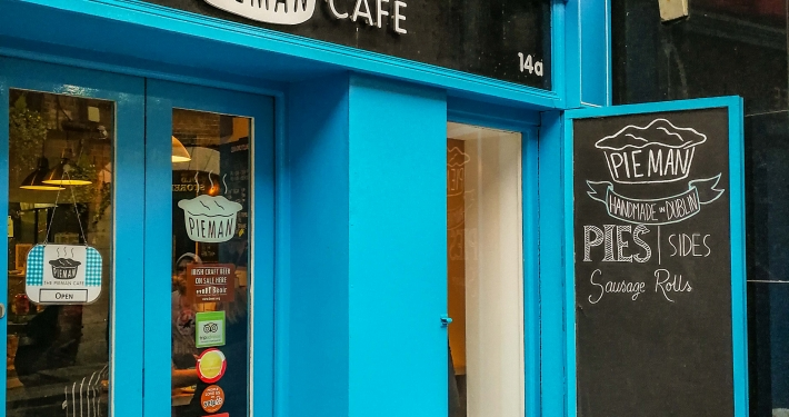 Essen in Dublin