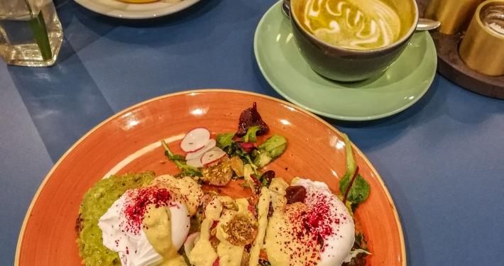 Frühstücken Dublin