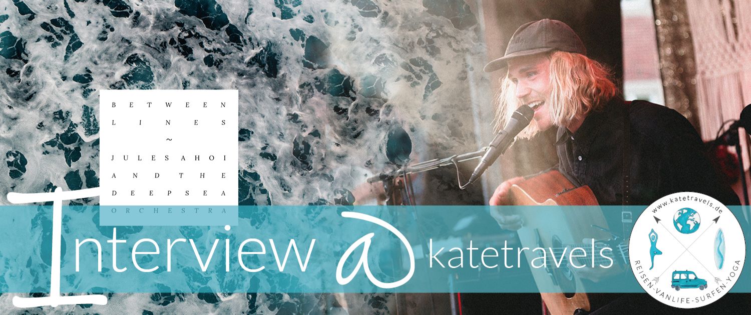 Interview @katetravels - cover