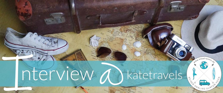 Interviews Katetravels