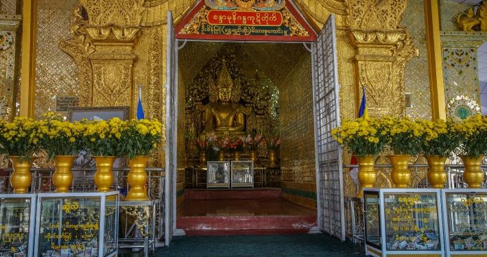 Mandalay Sandamuni Pagode