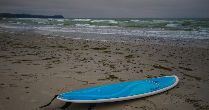 Surfen Rügen