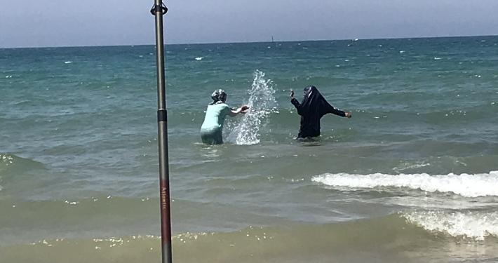 Marokko als Frau