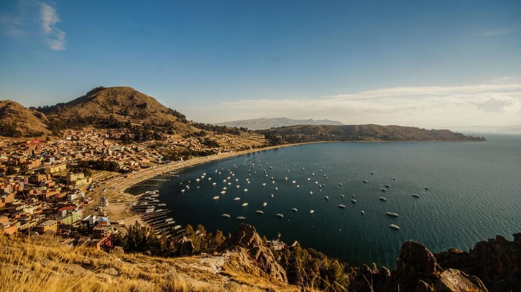 Titicacasee: von Bolivien nach Peru auf 3812 Metern über dem Meeresspiegel