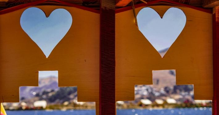 Schwimmende Inseln Titicacasee