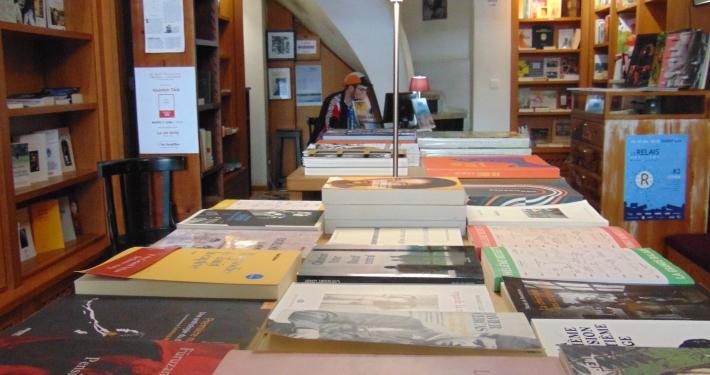 Die Librairie des Colonnes Tanger