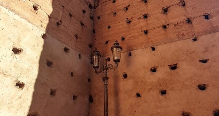 el-Badi Palast in Marrakesch