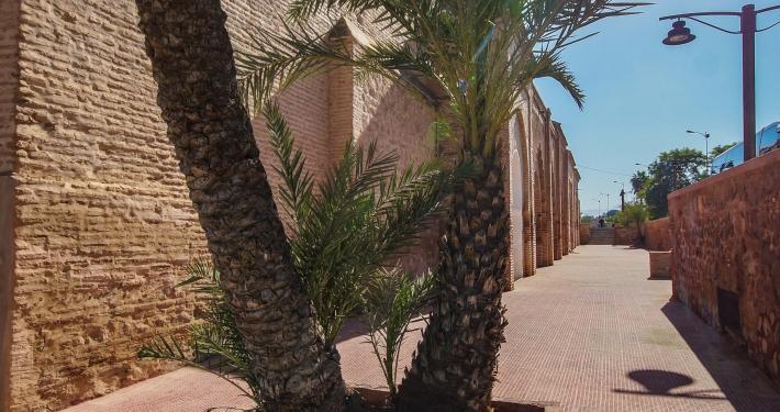 Koutoubia Moschee Marrakesch