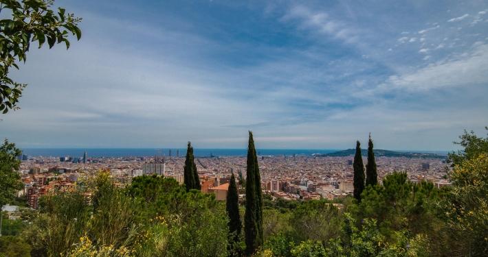 Mirador de Joan Sales Barcelona