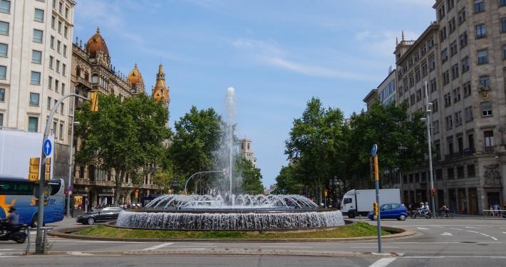 Passeig de Gràcia Barcelona