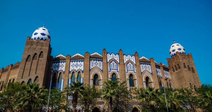 Stierkampfarena La Monumental Barcelona