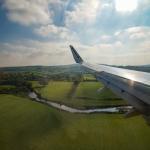 Anflug auf Kerry Irland Rundreise