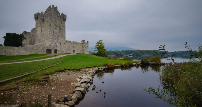 Ross Castle im Killarney National Park